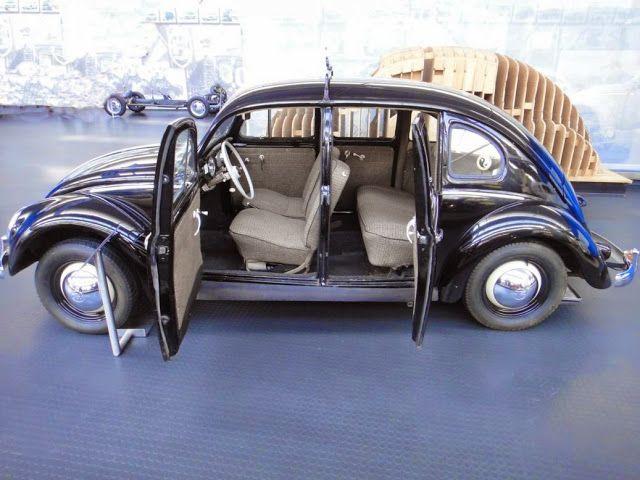 Fusca 4 Portas - 1952