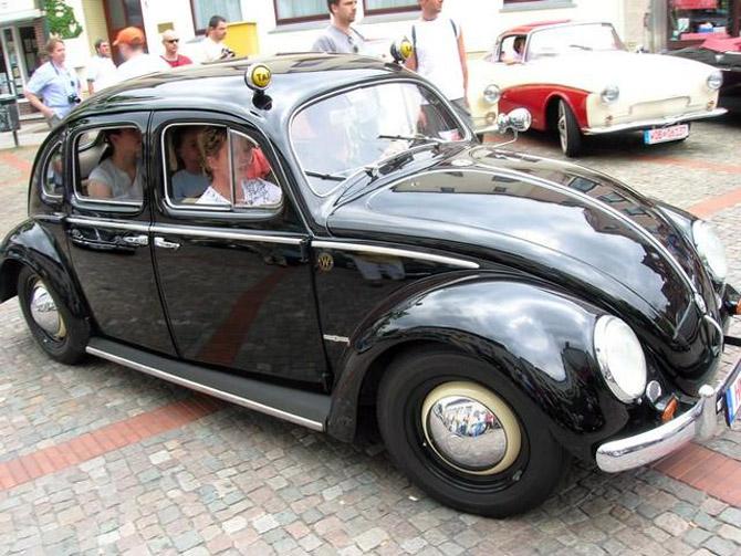 Fusca 4 Portas - Taxi